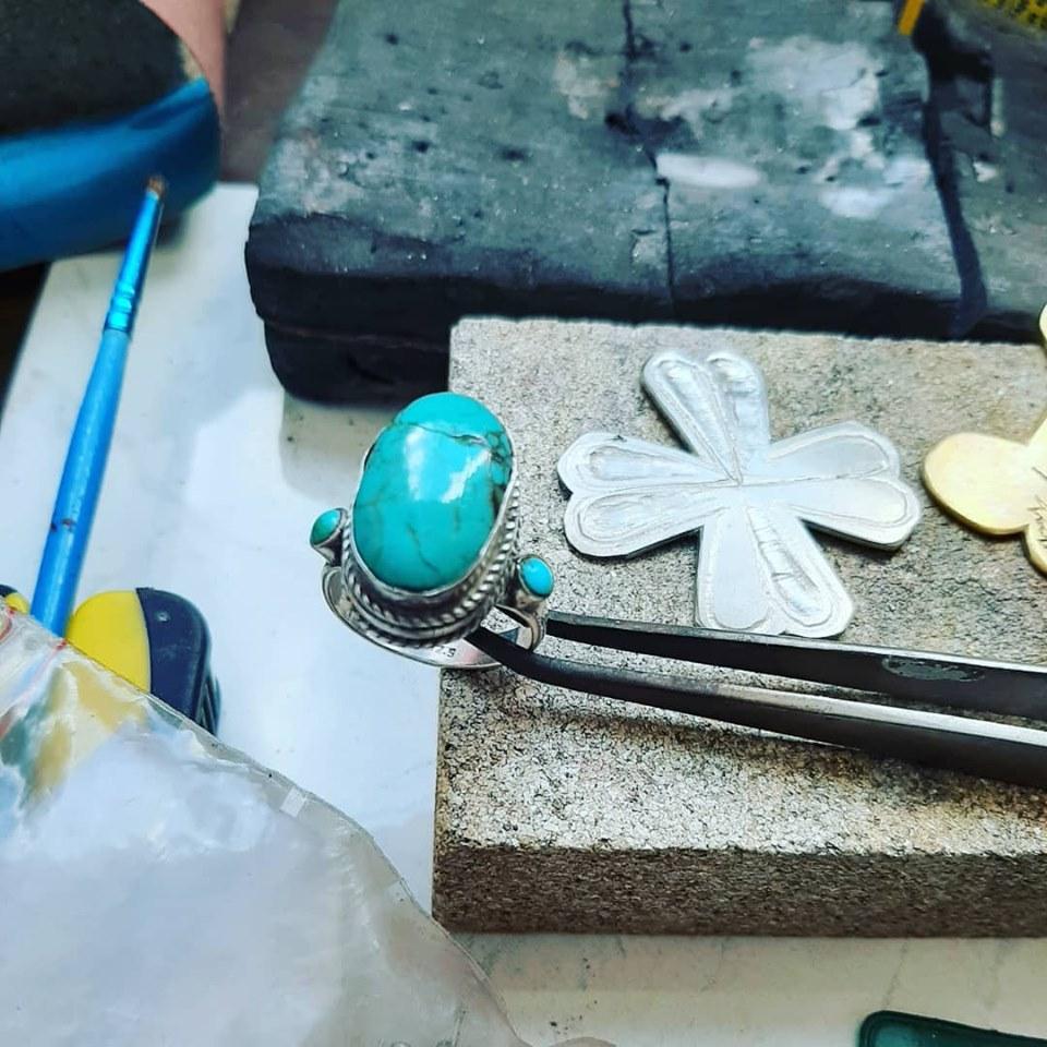 Noël reparation de bijoux en argent